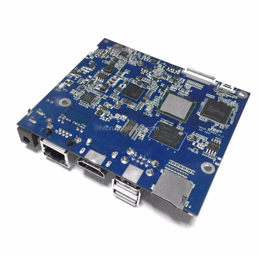 Factory Intel Cherry-Tray Z8350 win10 PCBA motherboard mit 2G 32G mainboard mit RJ45 Ethernet port PCBA mainboard