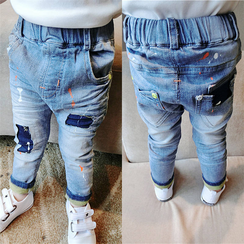 Autumn Latest Design Stocklots Branded New Model Boys Trousers Jeans