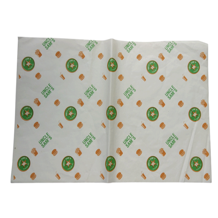 high quality coated candy wrapping wax paper/colourful wax paper