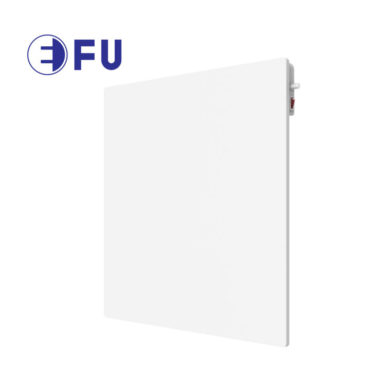 Infrared panel Freestanding Bathroom flat panel wall heater