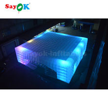 giant inflatable tent for sale Led bubble air inflatable dome price for party event