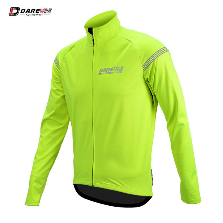 Direct Manufacturer Ultralight All Size Neon Yellow Waterproof Cycling Jacket