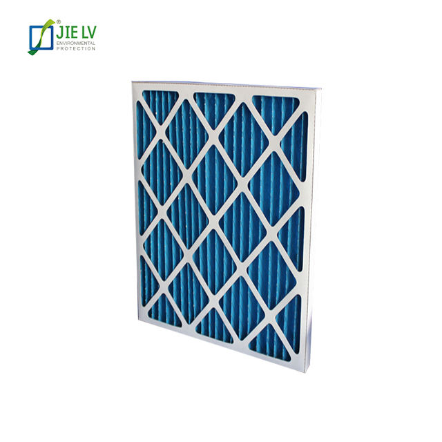 Pleat G4 high capacity pleated panel filters air filter