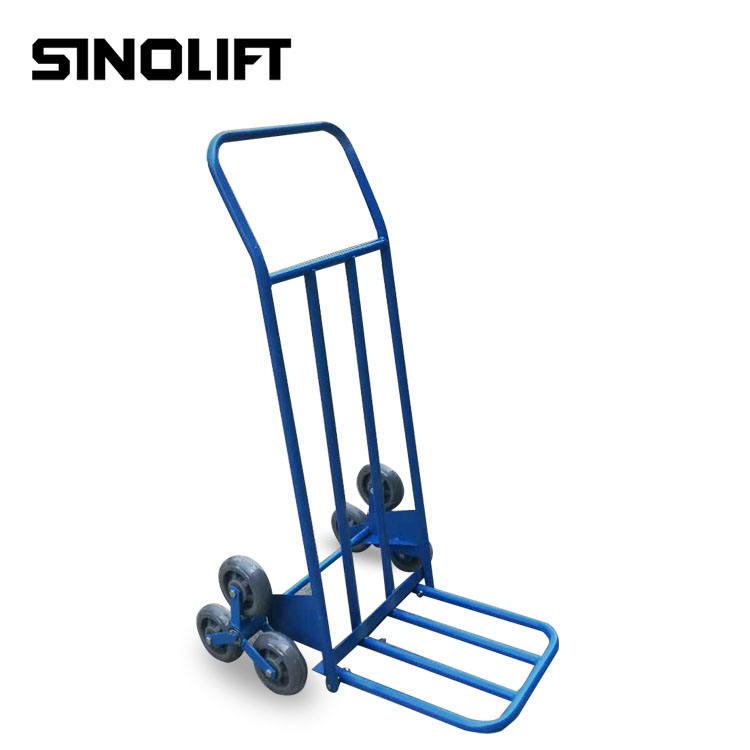 Sinollift HY250A escalier escalade main camion trois roues <span class=keywords><strong>chariot</strong></span> à main