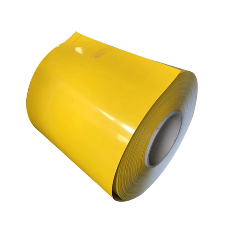 Prepainted Alloy Color Coated Aluminum Coil Stock Suppliers from China