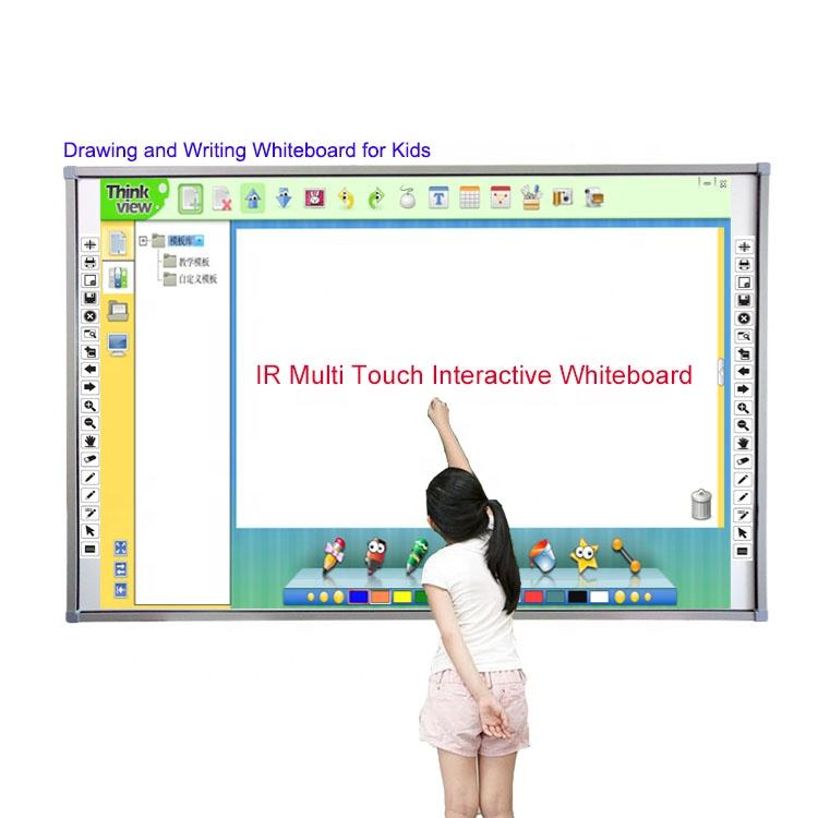 Fabrik Preis Digitale Interaktive Whiteboard Infrarot Multi Touch Smart Board mit Top Qualität