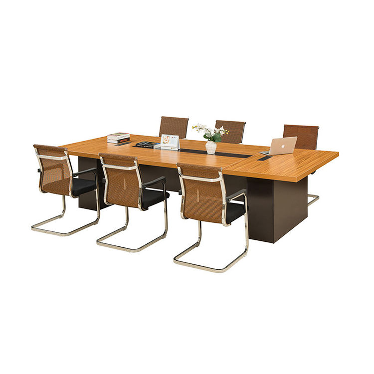 Shisheng Boardroom Meeting Room Wooden Conference Table