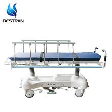 Chinese BT-TR001 hydraulic transport emergency stretchers patient transport emergency recovery trolley stretcher manufacturers