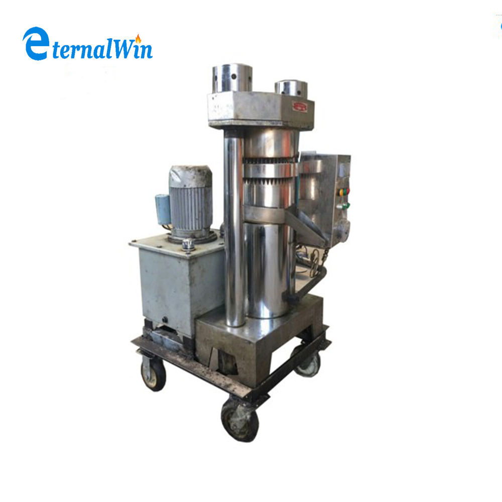 허난 Eternalwin Stainless steel hydraulic oil press machine/oil 착유기/hydraulic oil press 대 한 참 깨, 차 씨