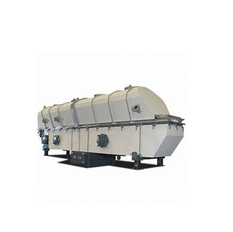Food Grade Glutamat Getaran Cairan Bed Dryer
