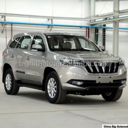 Chinese High Quality Diesel SUV 4X4 4WD /Euro IV/5MT