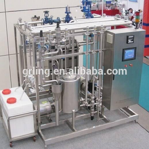de alta eficiencia de la placa de tipo esterilizador de alta temperatura