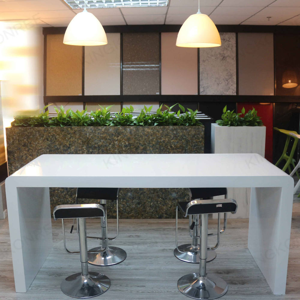High end long narrow bar tables/long bar counter table