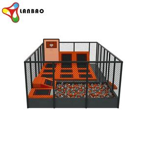 Commercial Indoor Child Multi Games Gymnastic Indoor Trampoline Park for Kids