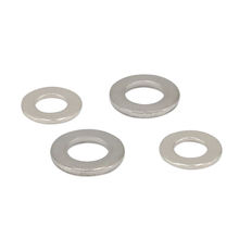 Stainless steel Carbon Steel DIN 304 Colored Metal Large Flat Washers