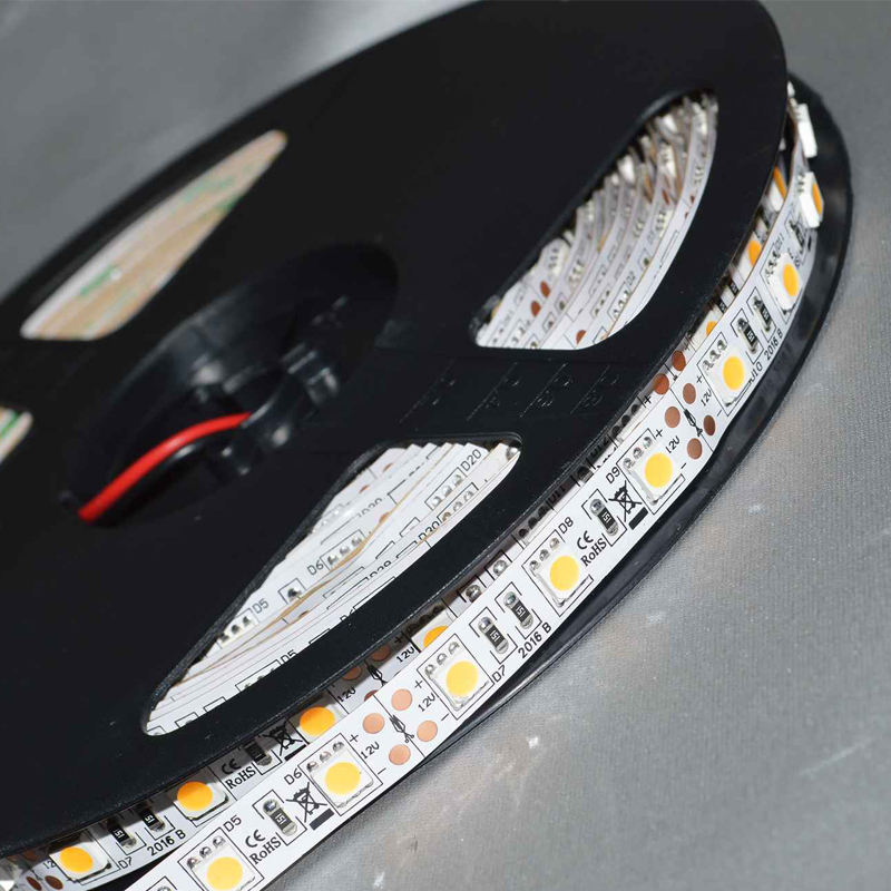 3528& 5050 smd waterproof 1mm breed led strip