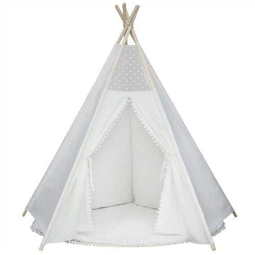 Teepee Wholesale 100% Wholesale Dropshipping Child Bed Wigwam Frame Teepee For Kids