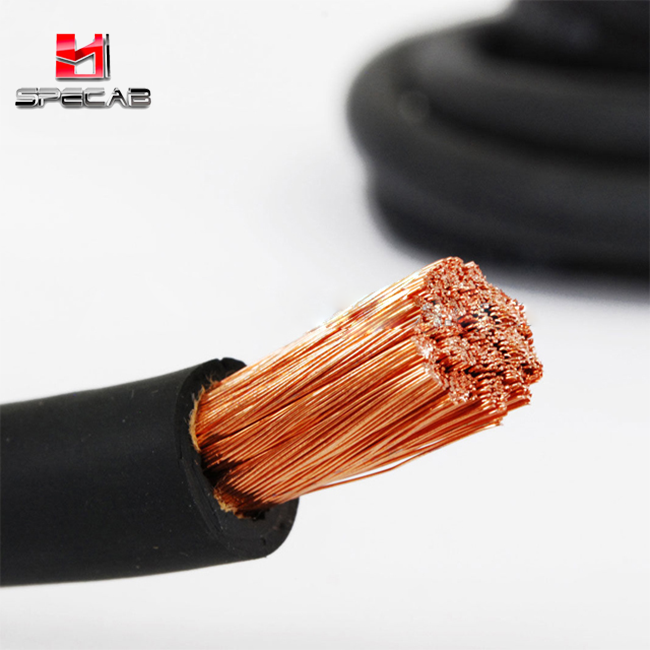 25mm 35mm 50mm 70mm 95mm copper welding cable