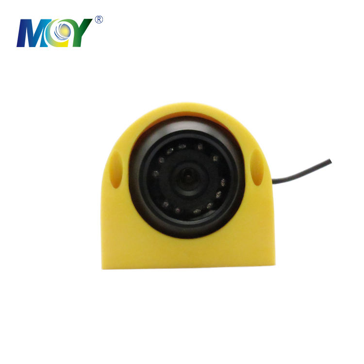 Vehicle school Bus Mini side view camera AHD 720P 1080P with IR night vision IP67 waterproof Metal housing