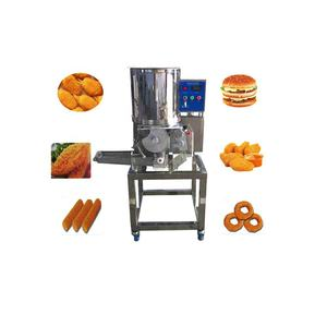 CE approved hamburger patty forming machine