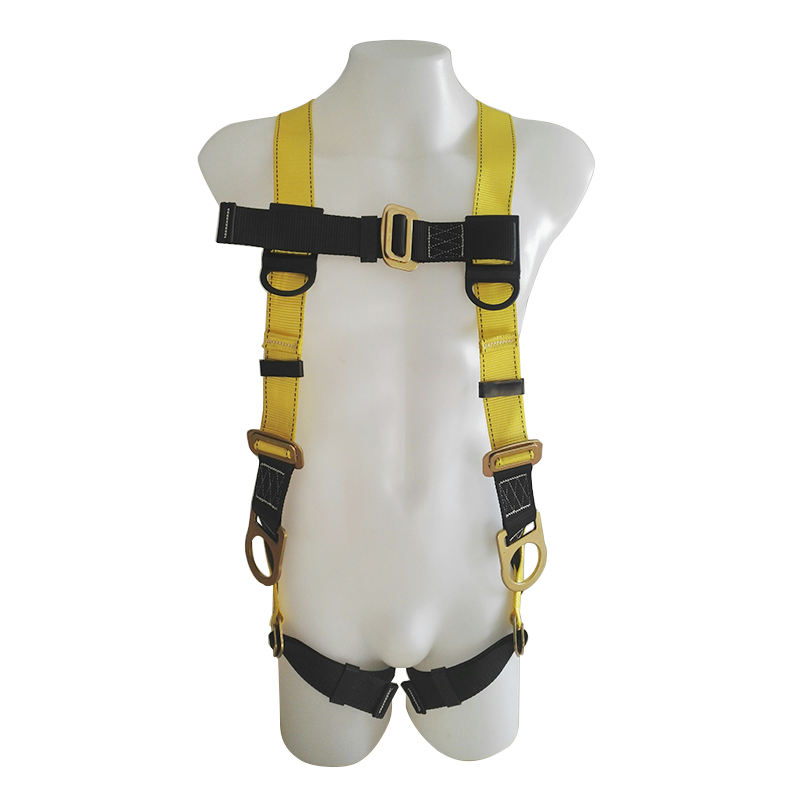 ANSI quality safety harness belt webbing width 45mm