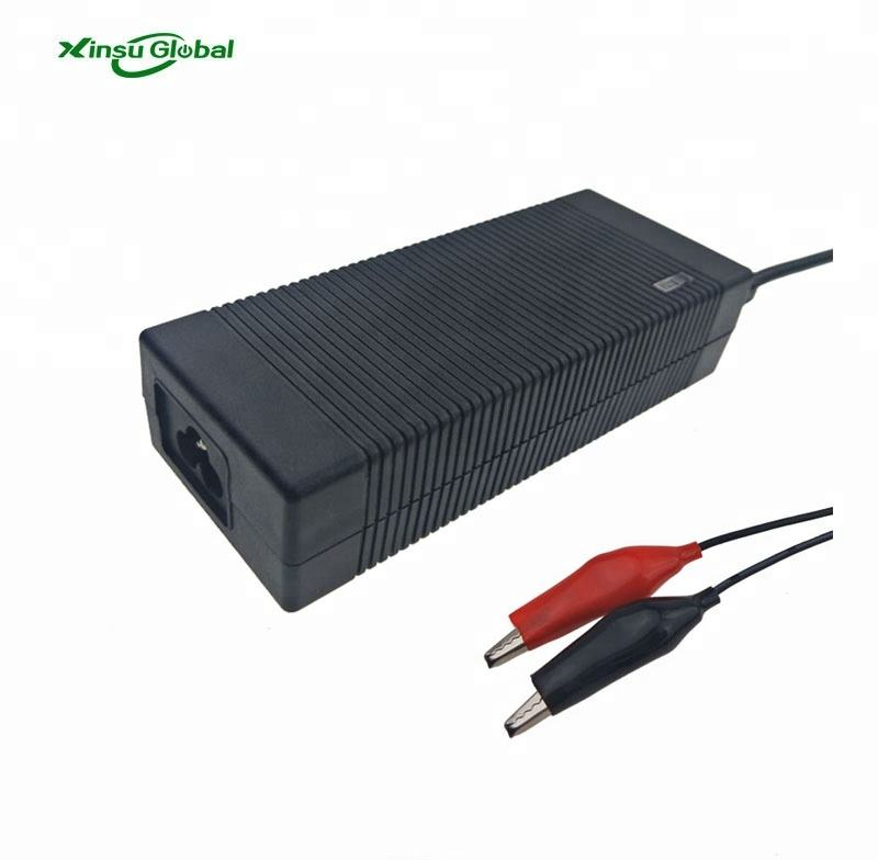 Premium Quality Ac 100-240V Dc14.6V Smart Car 12V Lead Acid Battery Charger