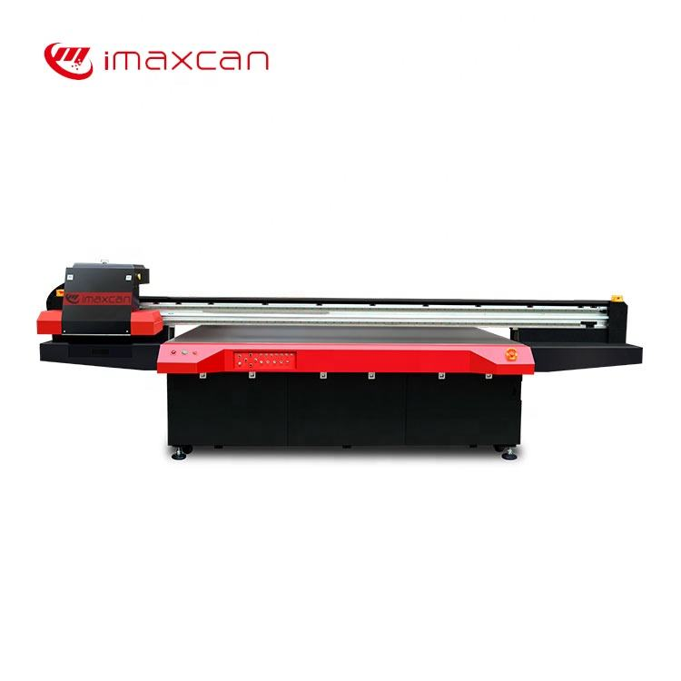 iMaxcan Factory Gen5 Heads Multi function OEM 3D Effect High Precision UV Led Flatbed Printer