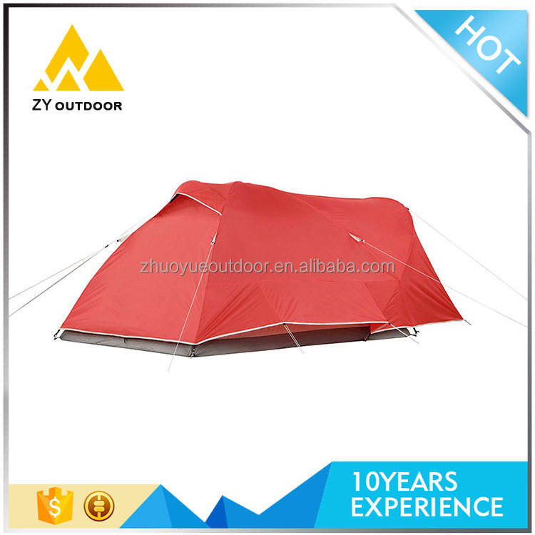 卸売最新デザイン標準サイズ世帯キャンプテントアウトドア