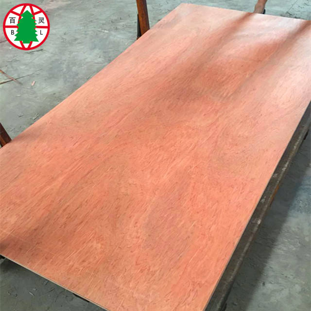 5mm Commercial Plywood Bintangor Plywood