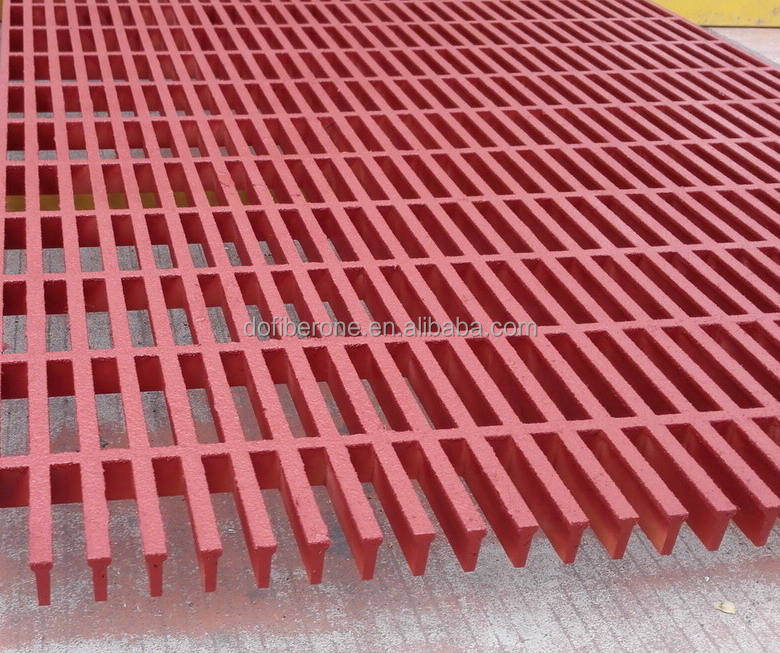 Molded Fiberglass Grating USCG L2 L3 Level Molded Pultruded Fiberglass FRP GRP Phenolic Grating