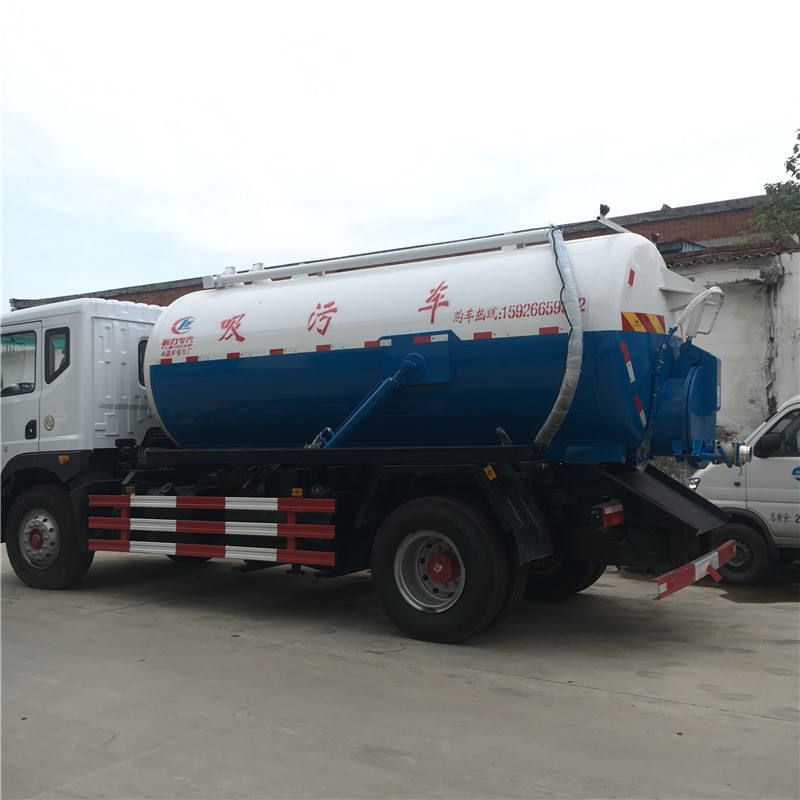 hot selling waste water suction truck for sales