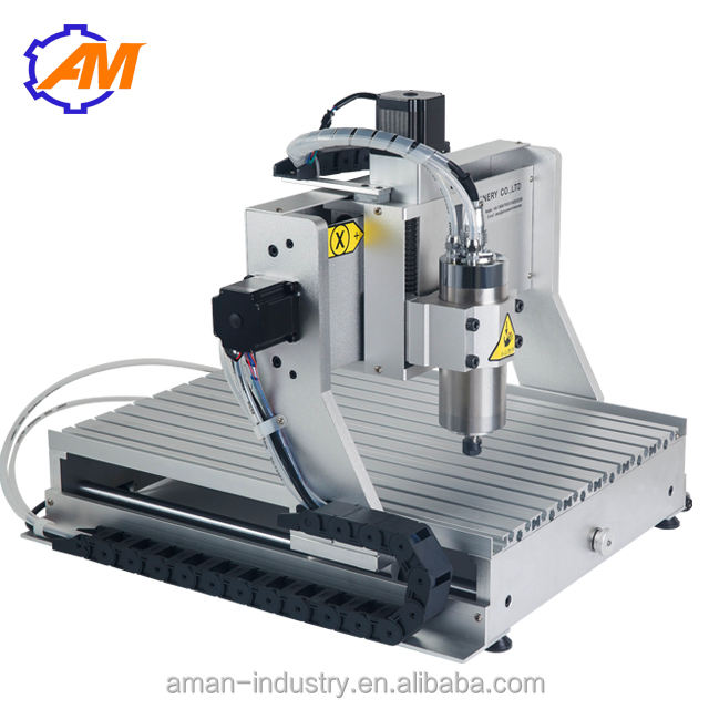 3d Cnc Woodworking Machine 3040 800w 4axis Cnc Router Engraver Milling Machine