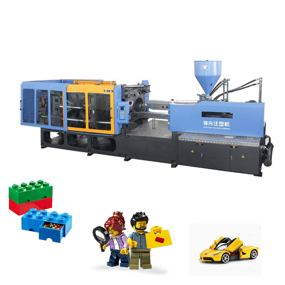 SHENZHOU plastic toy and car making injection molding machine