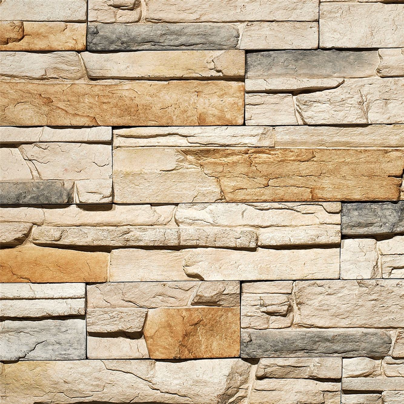 Artificial Culture Stone AS-NA15 Exterior Decorative Wall Panels