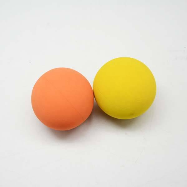 En gros Coloré Haute Rebondir Balle de Squash avec Logo Imprimé pour Raquette De Tennis Jouet En <span class=keywords><strong>Caoutchouc</strong></span> Balle