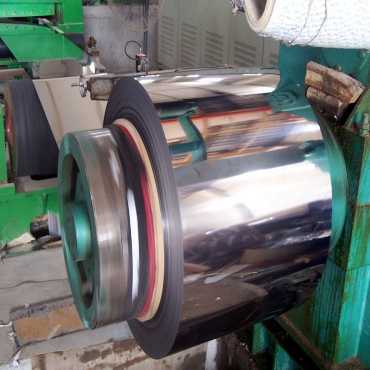 304 Stainless Steel Coil Lembar Strip 1250 Mm Lebar