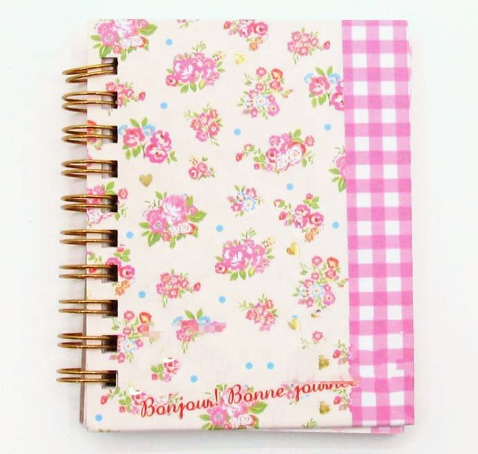 Hot Sale Wireo Sublimasi Notebook Lucu Spiral Diary Perencana Mahasiswa