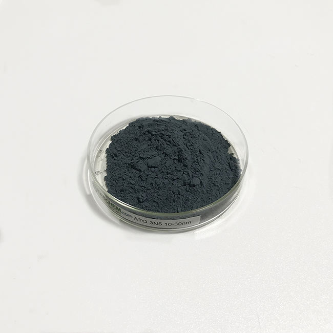 Factory Supply Silicon Carbide Nanodeeltjes Nano Siliciumcarbide Poeder