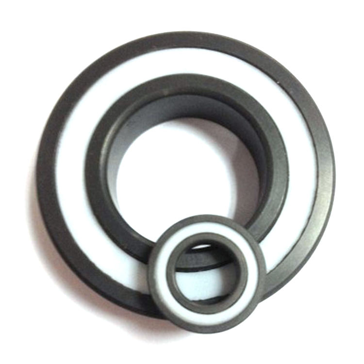 6805 61805 si3n4 full ceramic bike deep groove ball bearing