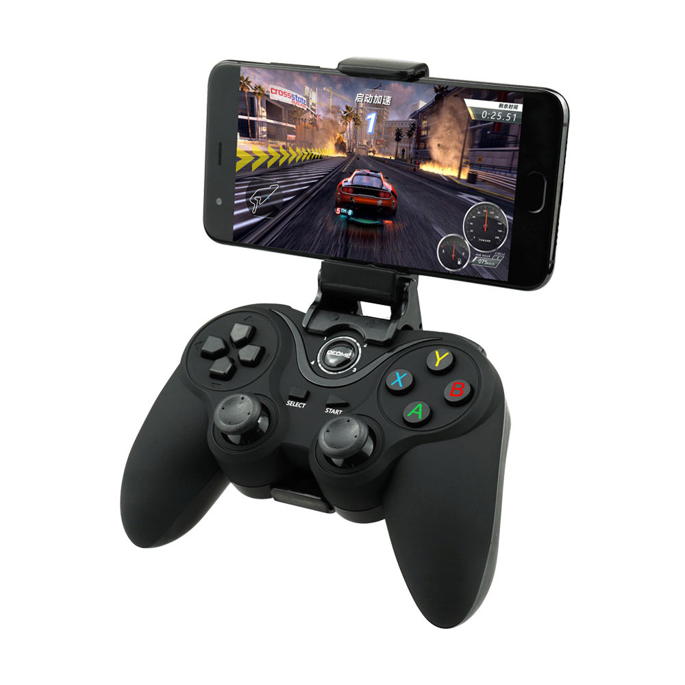 Cstar draadloze pc gamepad usb bluetooth mobiele joystick & game controller voor telefoon android PS3 PS2 PC