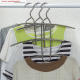 Hanging rack metal stainless steel of hanger tree of fish bone hanger