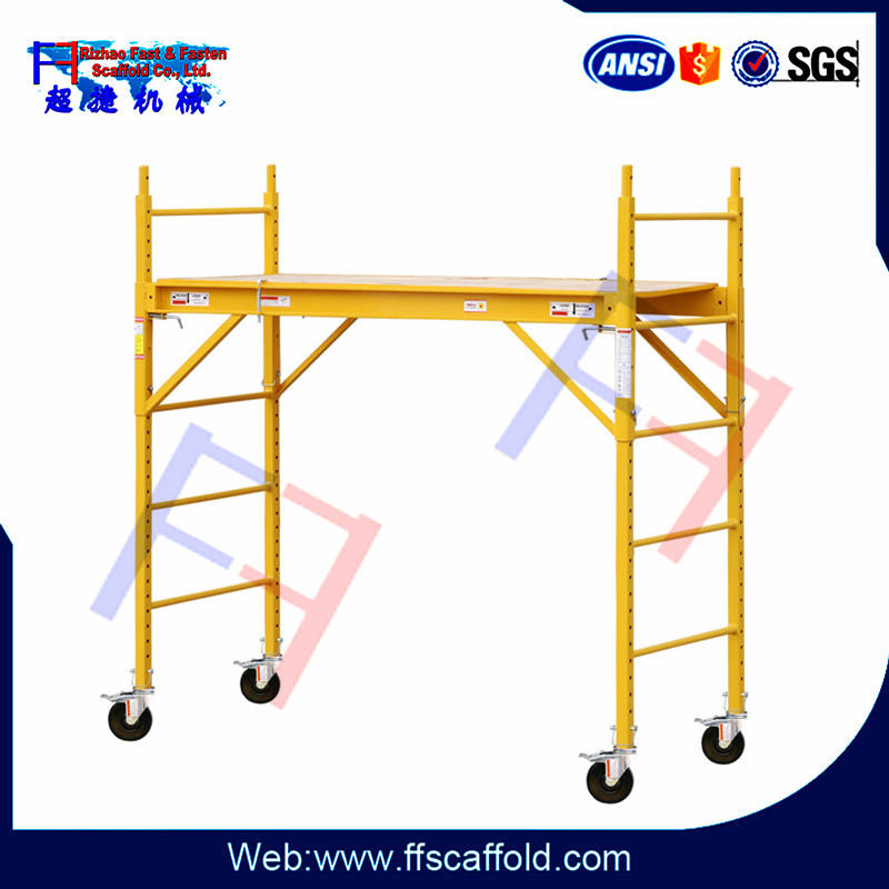 High Quality Low Price Baker Scaffold/Multipurpose Scaffold for sales