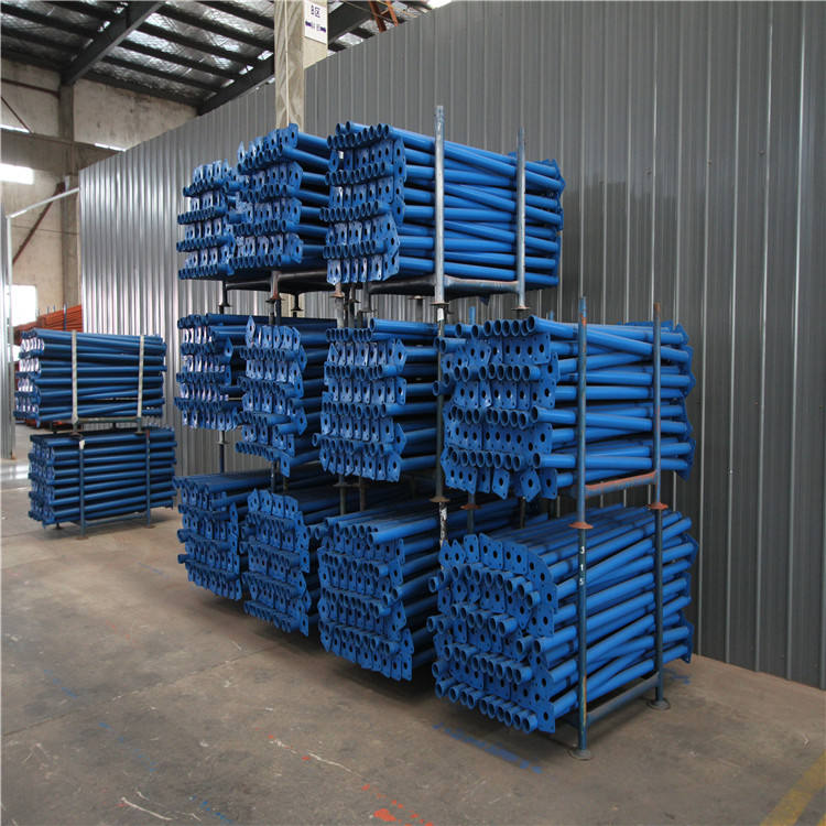 ASTM A53 A500 Building Materials scaffolding Steel Pipe cheap price