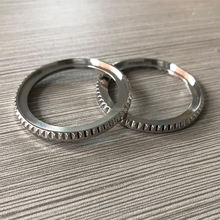 Wholesale customize watch parts bezel for SKX