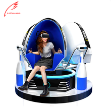Amazing Business Idea 9D VR Cinema Movie With Electric System Motion Simulator