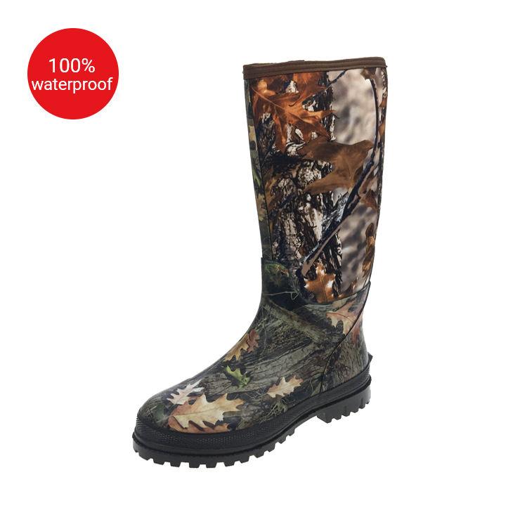 China Hunting Boots Men, China Hunting