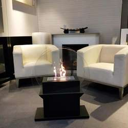 Hot sale outdoor and indoor used freestanding bioethanol fireplace