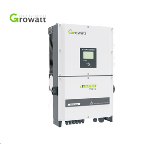Growatt 10KW 20KW 30KW 40KW 10KVA 20KVA 30KVA 40KVA Solar Power Inverter 3 Phase Solar Inverter