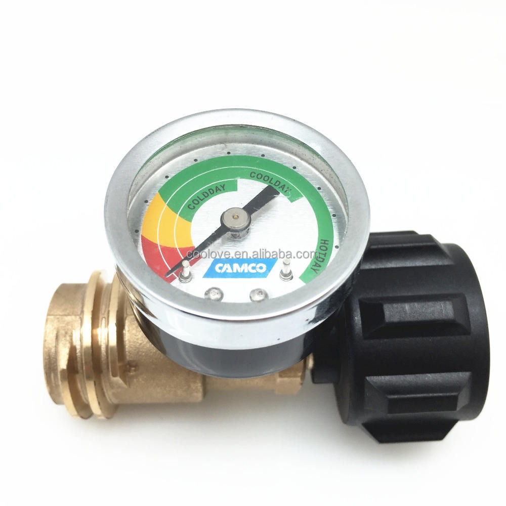 Gas Appliance Propane Tank Gauge Level Indicator