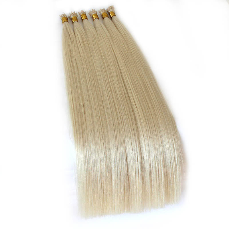 Most Popular Factory Price Buy Wholesale U V Fan Y I tip keratin human hair extensions